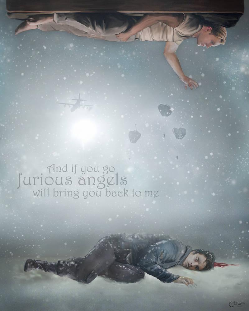 Steve and Bucky - Furious Angels
