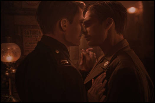 Save the Last Dance for Me (Steve and Bucky)