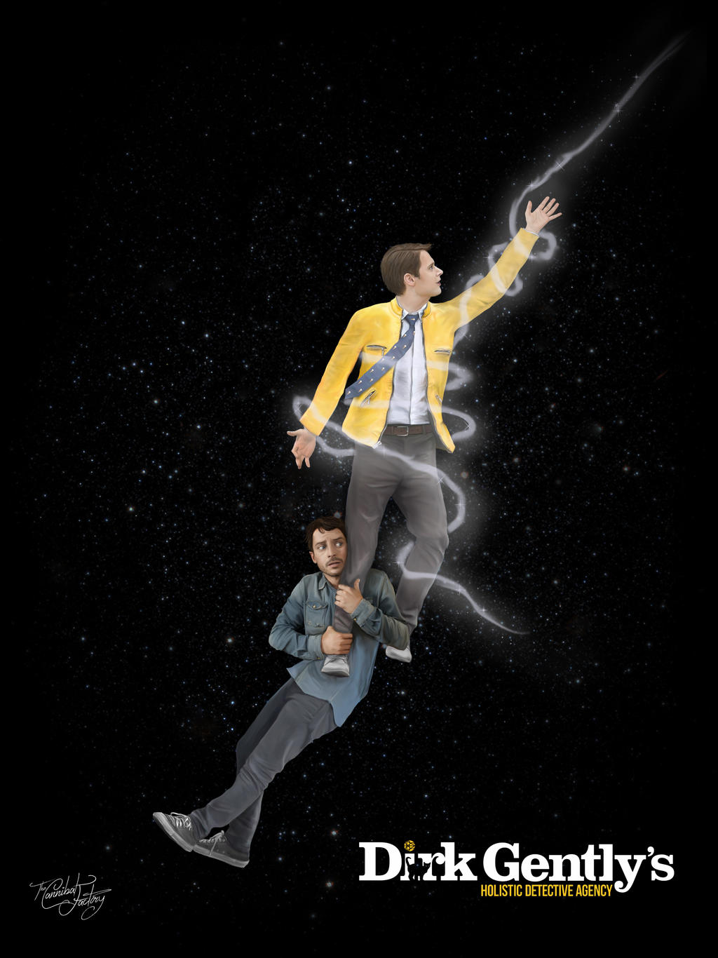Dirk Gently's Holistic Detective Agency ICARUS