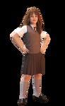 Hermione - Portrait by redHyacinth