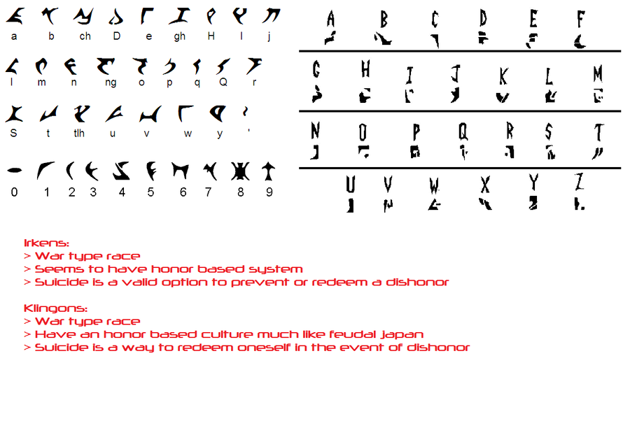 pIqaD And How to Read It  Klingonska Akademien
