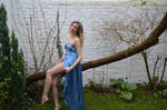 Fairy or Princess Stock Image