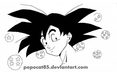 Goku 3 by popocat85