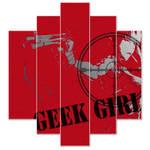 Geek Girl by senafoxx