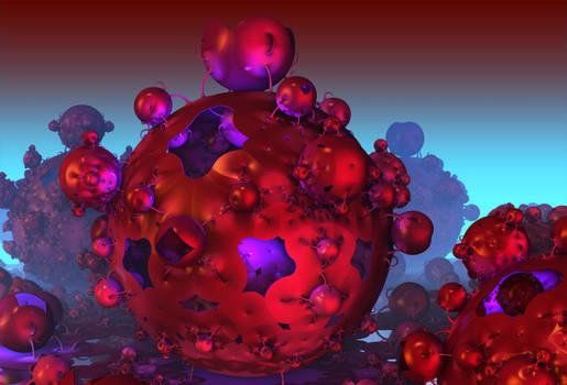 Breaking Quarks