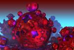 Breaking Quarks by senafoxx