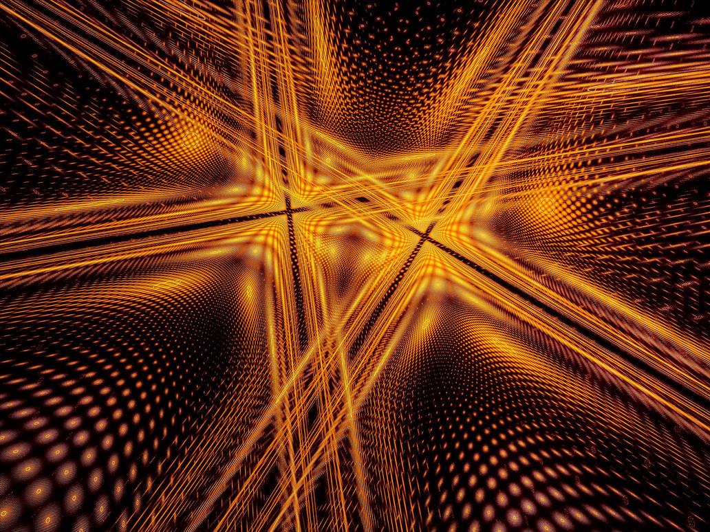 New Gold Dreaming by senafoxx