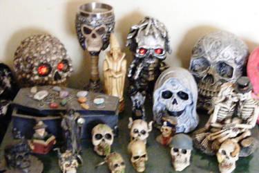 001 All my skulls
