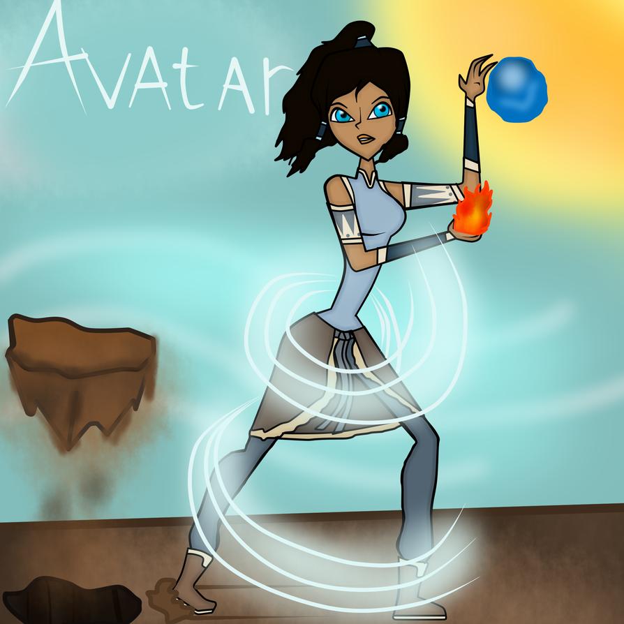 Avatar 6: The Legend Of Korra~Avatar Korra By Tdimodel6 On DeviantArt