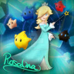 Rosalina and Luma's - With more effects added