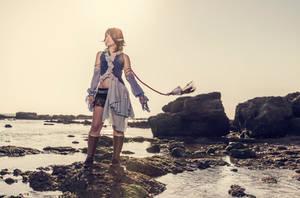 Yuna - Final Fantasy X-2 by Lesciel