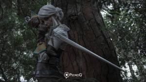 Ciri - The Witcher 3 by Lesciel