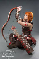 Dragon Age: Origins - Leliana by Lesciel