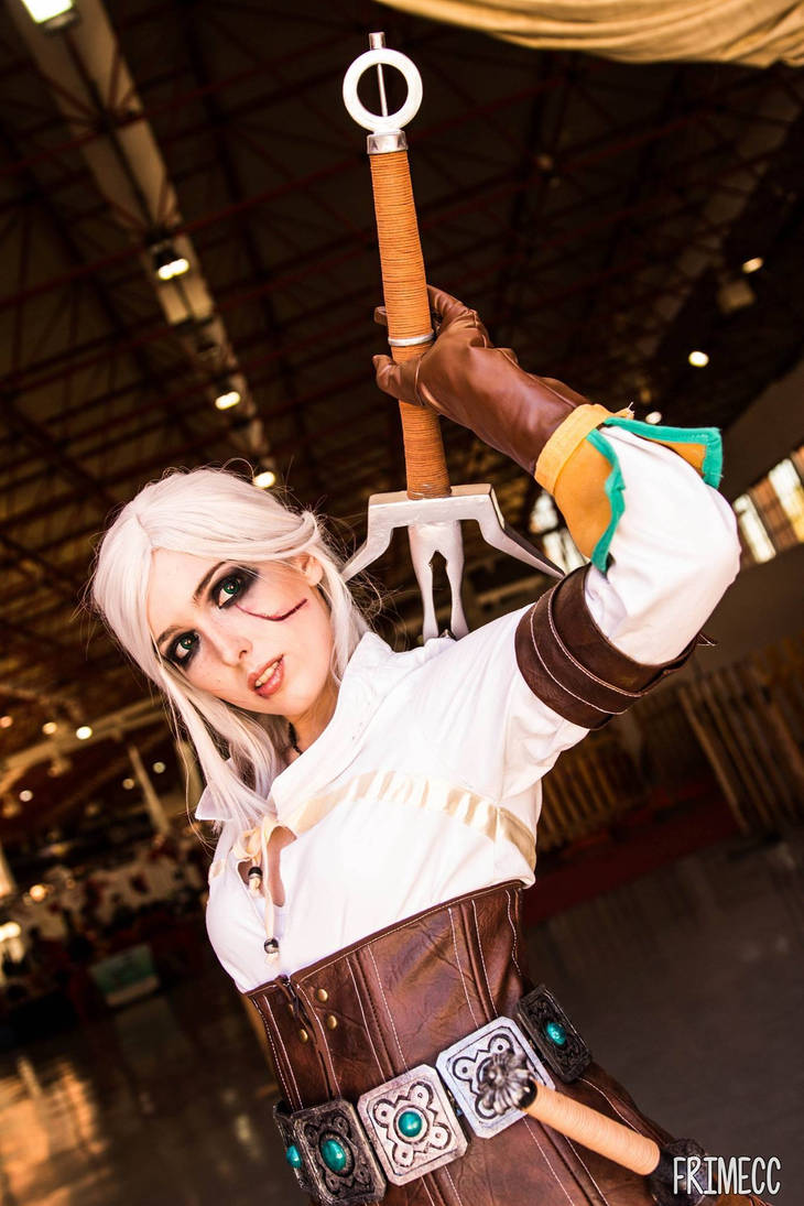 Ciri - The Witcher III