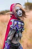 Sylvanas - World of Warcraft by Lesciel