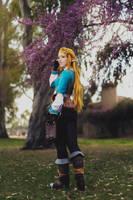 Zelda - The legend of zelda by Lesciel