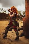 Barbarian - Diablo III