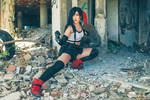 Tifa - Final Fantasy VII Remake