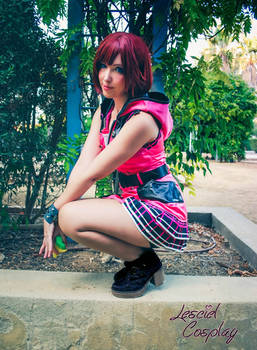 Kairi - Kingdom Hearts 3