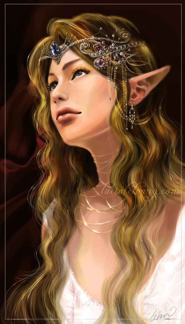 Adiana Claddmtor by luciole
