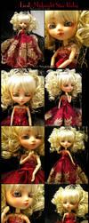 Liesl : Midnight Star Ruby by luciole