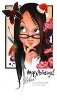 Happy Holidays 08