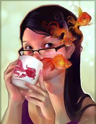 My Mug by luciole