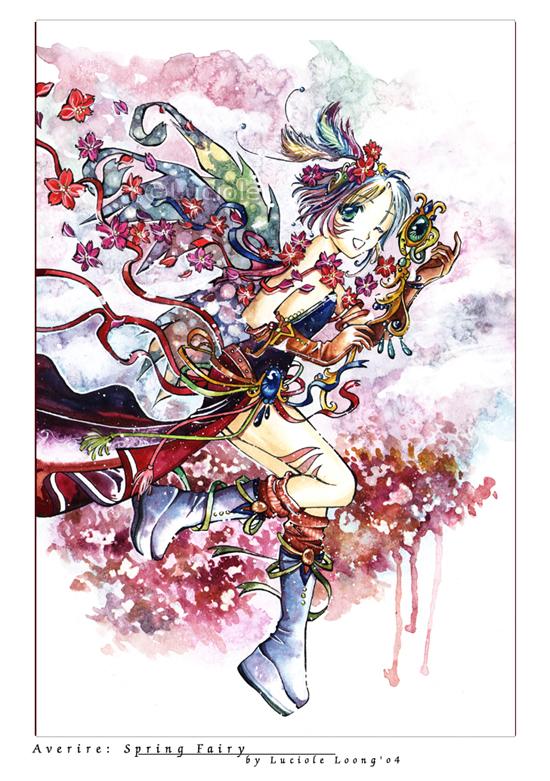 Averire: Spring Fairy