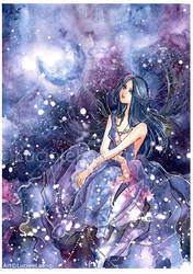 Lilithia: Moongazer by luciole