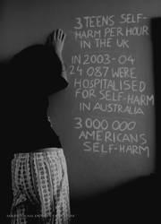 Self Harm - Part Six by maryana01