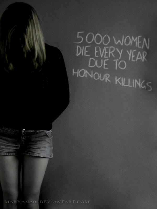 Honour Killing - Part Eleven by maryana01