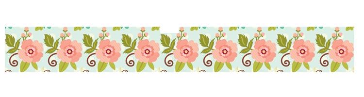 Resultado de imagen para separadores florales png