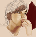Portrait Study WIP v2