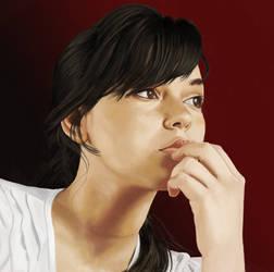 Portrait Study 3 by aomcesare