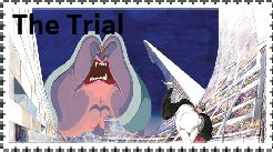 The Trial (stamp) by SWSilverHammer