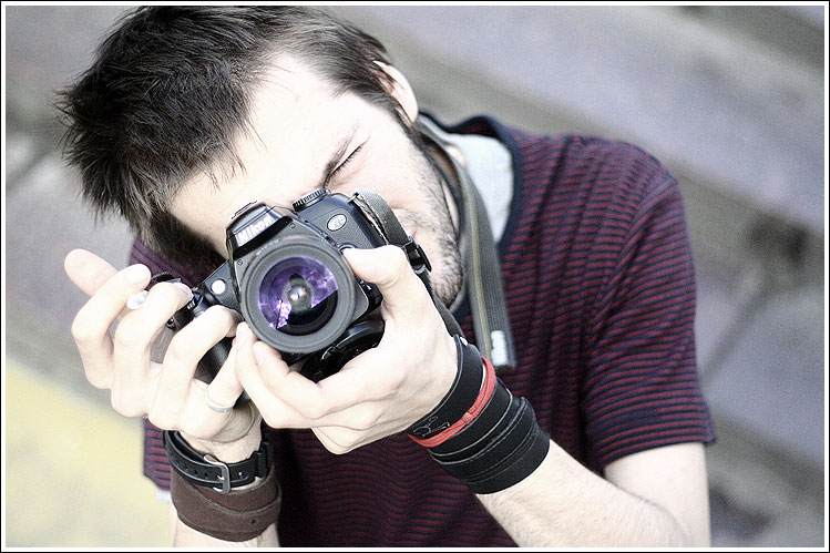 photographer. by dmitrakova