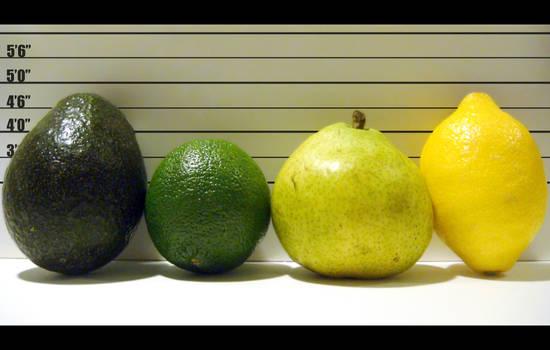 fruit lineup
