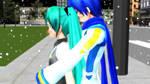 MMD: Hug of Warmth