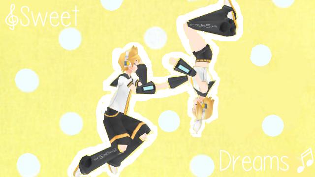 [MMD] Sweet dreams by MayumiSasaki
