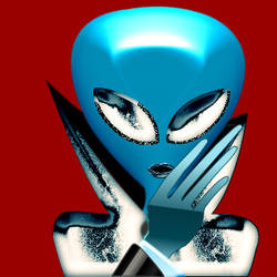 Alien Avatar is me by Chalory
