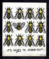Its Okay to Bee Different