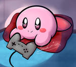 Playing Kirby Games