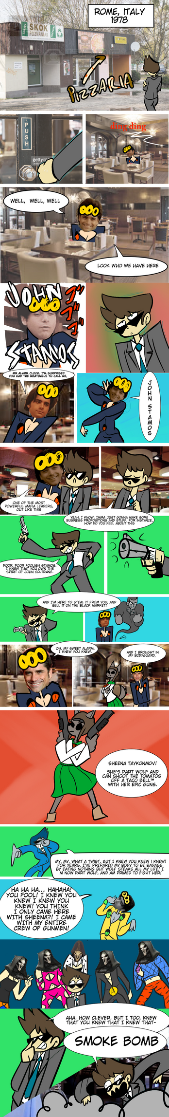 CJ OCT Audition Page 1 by ChrisTheBlue