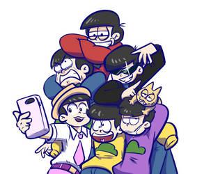 Matsu Boys by ChrisTheBlue
