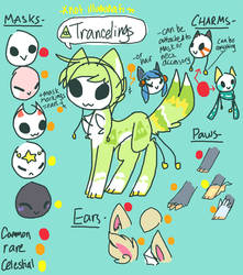 TRANCELINGS REFERENCE by celexte