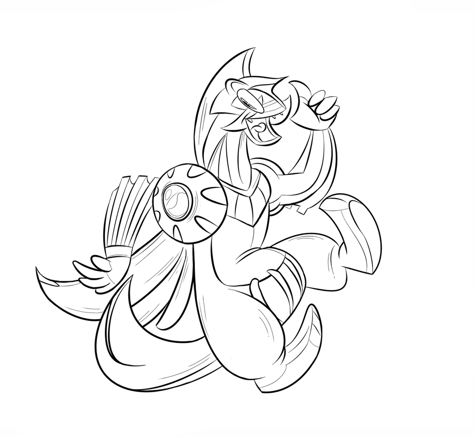 palkia coloring pages - pokemon collab palkia line art by toon ster on
