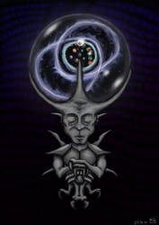 Godhead by MGuillon