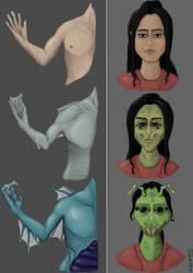 Morph Study by MGuillon