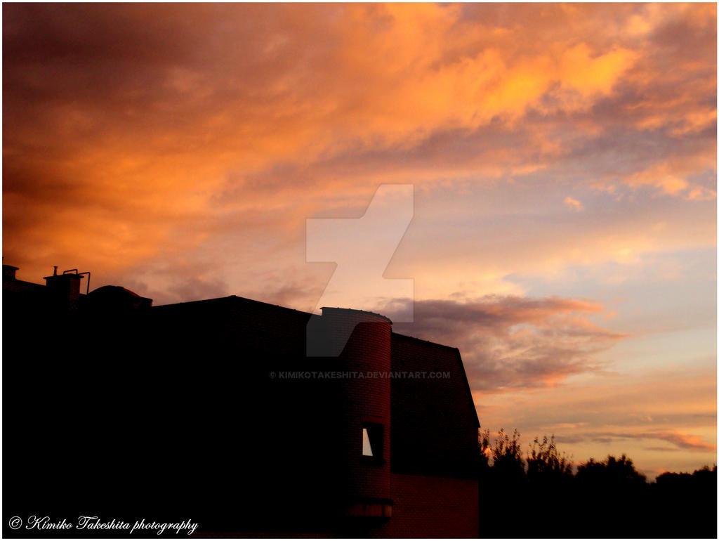 . Sky I . by KimikoTakeshita