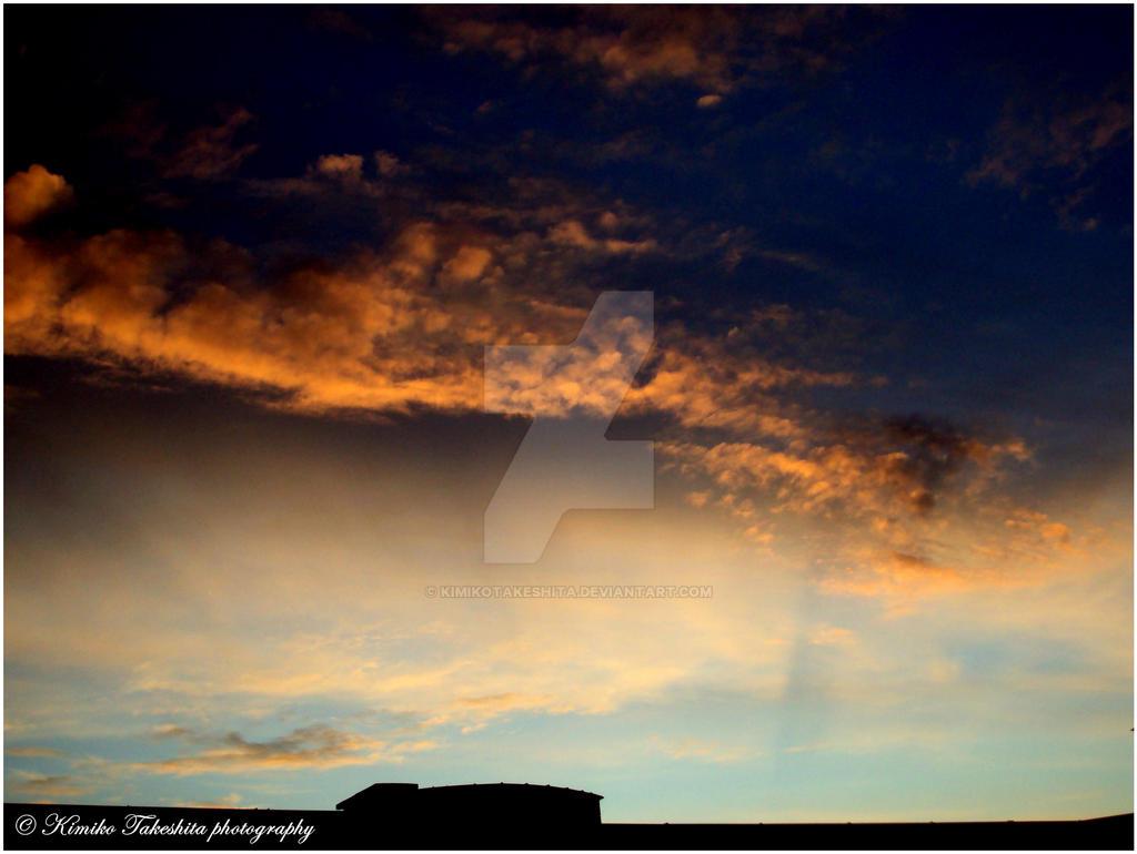 . Sky II . by KimikoTakeshita
